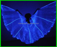2016 Lilac LED Fairy Party Wings for Wholesale with Low MOQ