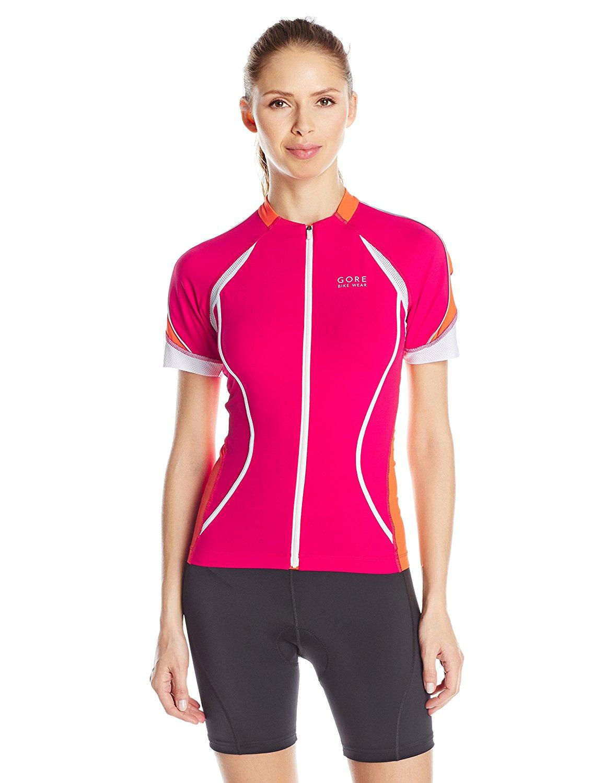 Gore Bike Wear Women OXYGEN LADY Full-Zip Jersey d77cdbaa8