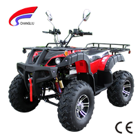 New Changshun Shaft Driving 1500W Electric ATV Quad Bike Buggy 4 Wheel Motorcycle Quadricycle Price