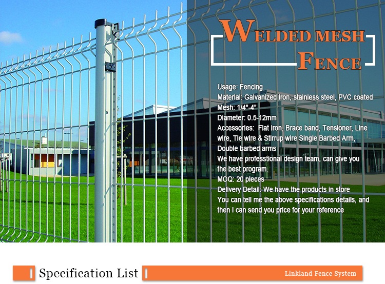 Large Square Fancy Hard Wire Mesh Fence - Buy Fancy Wire Fence,Hard ...