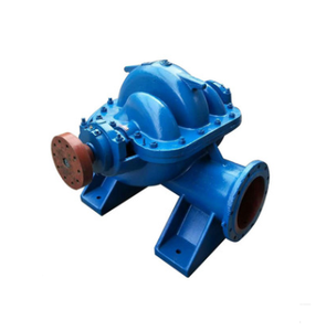 S.SH high flow low head water pump single stage double suction centrifugal pump