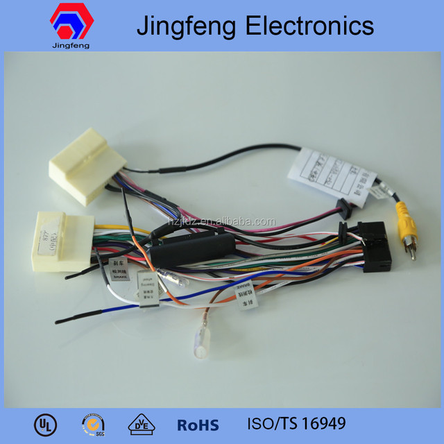 Harness Ford Wiring Stereo Ts Cn - Car Fuse Box Wiring Diagram •