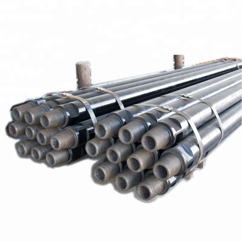 Acedrills DTH Tools API 2 3/8 REG Drill Pipe for Water Well Drilling Mining Machine Parts