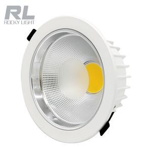 Good quality 2 years warranty COB/SMD aluminum led downlight
