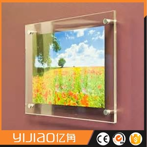 funny sexy photo frame borderless acrylic floating picture frames