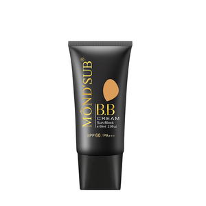 Brown Beauty Face Sunscreen bb Cream with High Quality