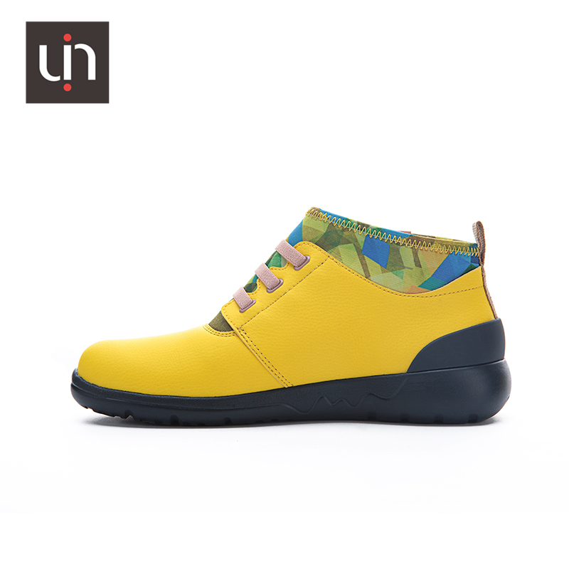 UIN women boots Warmly yellow winter Canberra for x17z01qfr