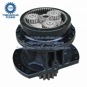 Hot Sale Excavator Construction Machine Swing motor PC200-7 Swing Gearbox