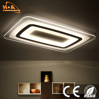 China wholesale warm cool light indoor light fixture of ceiling