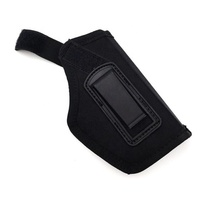 Waterproof Universal Nylon Pants Hand Gun Clip Holster Fits All Similar Handguns