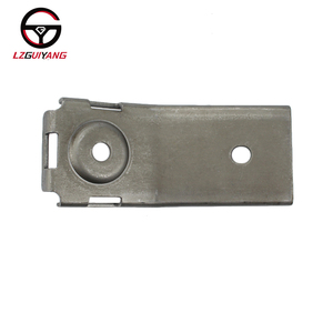 LZGUIYANG GY-WL-3451 Factory Price Metal Color Stamping and Welding Automotive Seat Skeleton 6 Point Outer Front Foot Plate