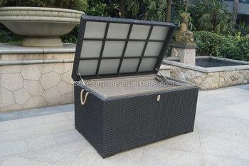 Opbergbox Kussens Tuin : Hoge kwaliteit waterdichte outdoor kussen opbergbox rotan kussen