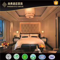 royal latest hotel bedroom furniture sets designs for 5 star SD hotel