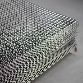 304 Fence Used Galvanized Stainless Steel Welded Wire Mesh Panels ...