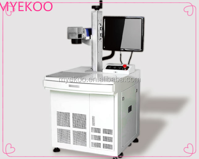Promotion High Quality 50W Portable fiber laser cut machine for watches and clocks