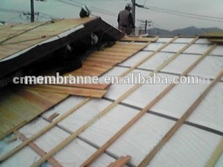 roof membrane Breathable   underlayment