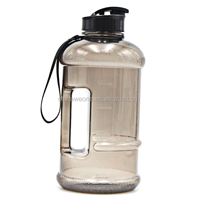 Bpa Free 2 2l Sports Fitness Drinking Water Bottle Jug With Handle 1 3l Small Sport Plastic Jugs