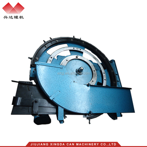 metal can cover/lid making machine