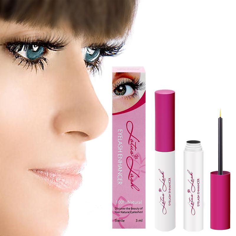 Natural Eyelash Growth Serum Rapid Lash Eyelash Enhancing Serum