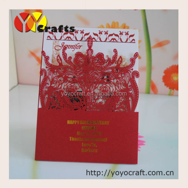 Buy cheap china paper invitations supplies products find china paper invitation supplies laser cut wedding favors chinese red envelopes stopboris Images