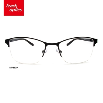 Md1139 Popular Eyeglass Frames,Gentleman Optical Glasses Frame,Half ...