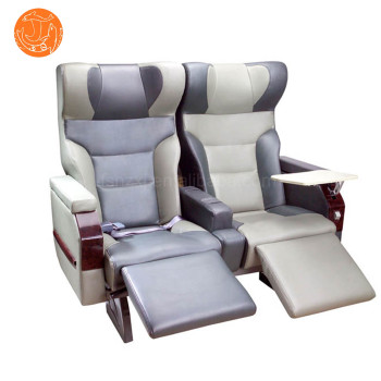 Luxury Vip Boat Seats With Tray Table - Buy Boat Seats,Vip Boat  Seats,Luxury Boat Seats Product on Alibaba com