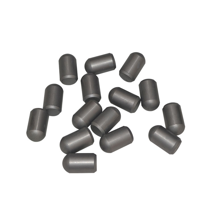 YG11C alloy specification tungsten carbide flat button  teeth