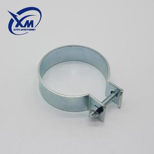 Factory Customized Lap Joint Preformed Exhaust Clamp