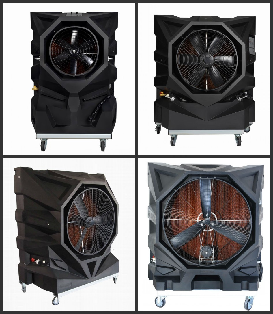 Outdoor Water Cooling Fans : Outdoor water cooling fans industrial