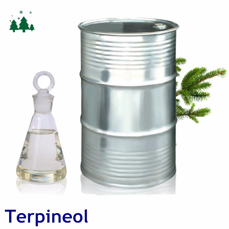 Using Physical Steam Distillation Product Methol of Terpineol Hot Sell