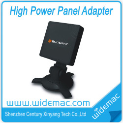 Blueway High Gain High Power 150M 14dBi Panel Antenna WiFi USB Adapter (W12)