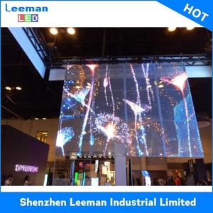 p6 outdoor trailer mobile display led sliding screen