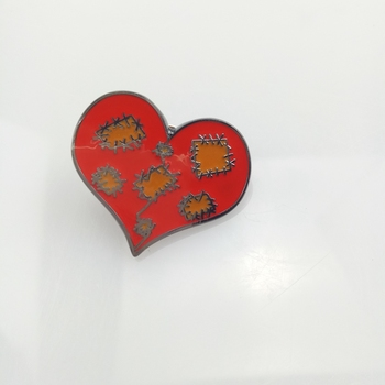 Manufacturers China Heart Shaped Buttons Pin Back - Buy Heart Badge Lapel  Pin,Heart Shaped Buttons Pin Back Product on Alibaba com