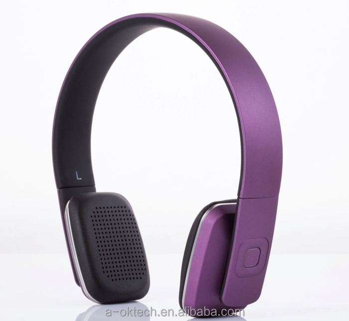 2015 NEW Unique Wireless Stereo Foldable Bluetooth Headphone