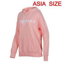 Оригинальное новое прибытие Конверс звезда шеврон оверсайз пуловер Женский пуловер толстовки спортивная одежда(Китай)