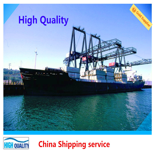 China Freight Forwarder Shipping Service From Guangzhou