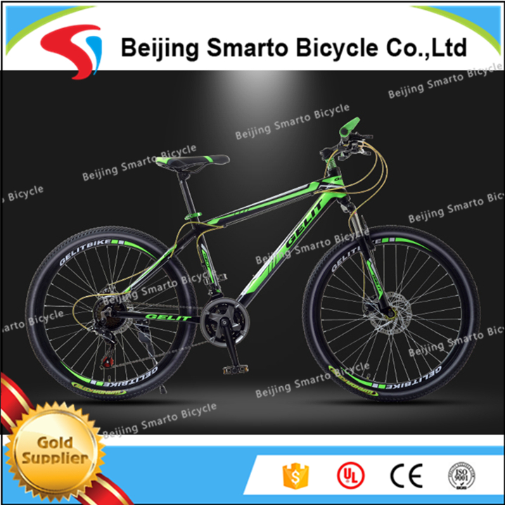 alloy wheel bicycle green mountain bike 29er for sale