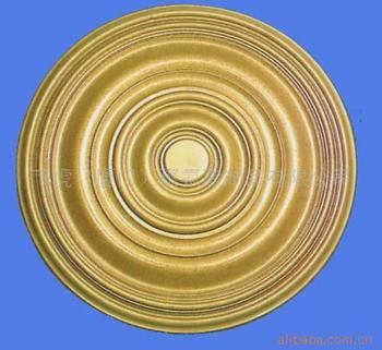 wholesale custom design round polyurethane plate