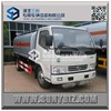 5000liter dongfeng fuel oil delivery trucks oil tank truck