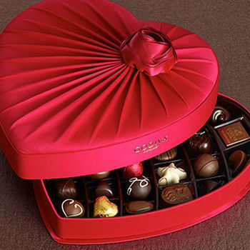 Valentine S Day Heart Shape Decorative Chocolate Box Buy
