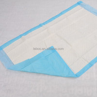 disposable absorbant bed sheet/pads