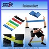 5 pcs Elastic Resistance Band Exercises Stretch exercise out band set