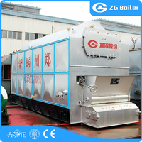 Low investment costs small coal biomass fired boiler for Vietnam
