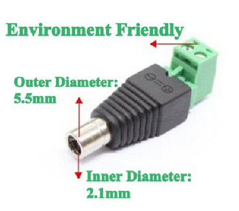 Jr Rca Coaxial Cable Adapter Dc Power Jack Dc Power Connector - Buy Rca  Connector,Rca Jack,Rca Pulg Product on Alibaba com
