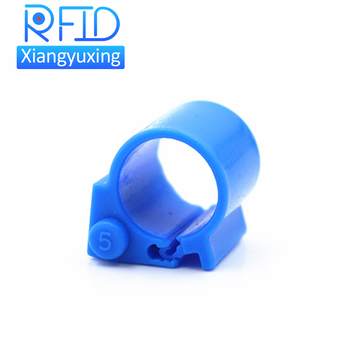 125khz encrypted foot rfid pigeon chip ring tag for racing pigeon, View  rfid ring tag, Xiang Yuxing Product Details from Shenzhen Xiangyuxing
