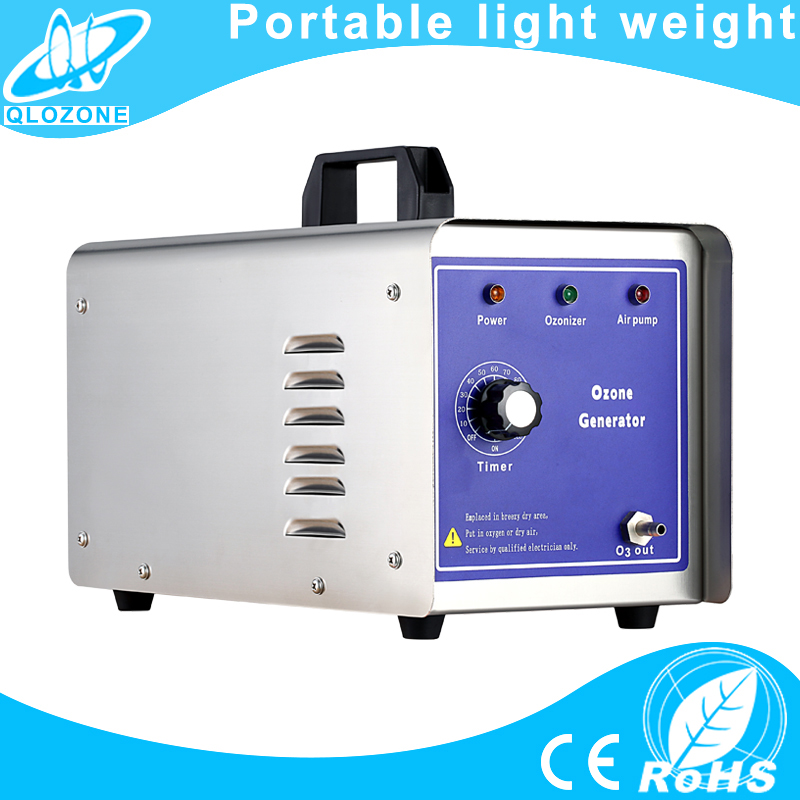 Portable longevity ozone generator manufacturer, ozone air purifiers for home/car /poultry farm/restaurant