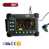 NDT UT Weld Testing Equipment DGT-FD850 Digital Portable Ultrasonic Flaw Detector