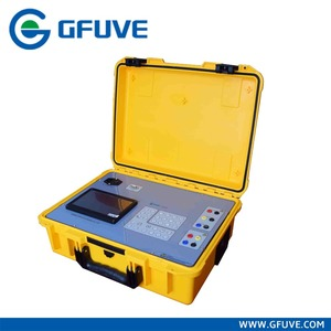 GFUVE GF3031 High precision AC portable 3 phase current and voltage source