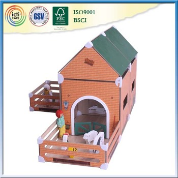 Very Popular And Wooden Doll House Egypt Online Shopping Buy