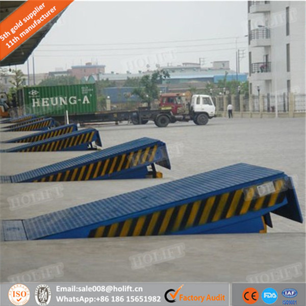 Low Car Ramps >> Holift Brand Warehouse Used Car Ramp Stationary Dock Leveler Dock Ramps For Sale Low Price Buy Stationary Dock Ramp Dock Ramp Leveler Hydraulic Dock